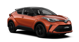 C-HR LUXURY 1.8 4×2 CVT HIBRIDO