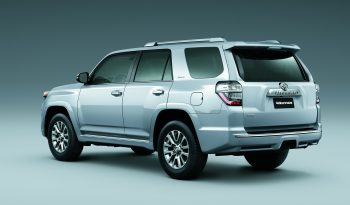 4RUNNER 4X4 LIMITED lleno