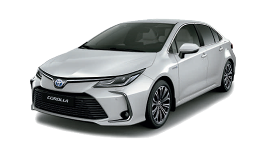 NEW COROLLA SEDAN XLI 1.6 6MT lleno